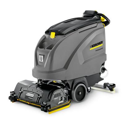 B 60 W Bp Floor Scrubber W Cylindrical Brush Karcher