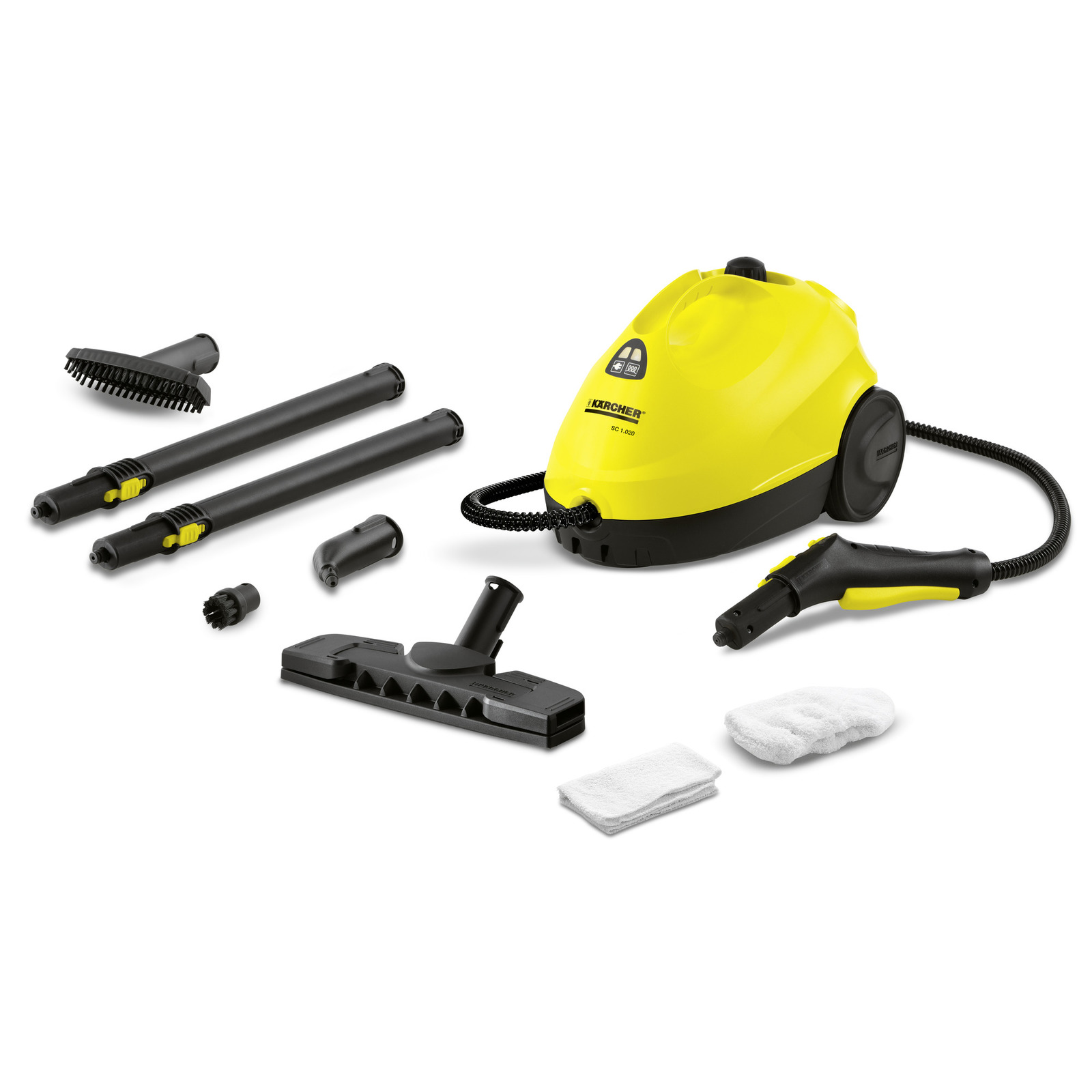 karcher sc 1.020 steam cleaner instructions