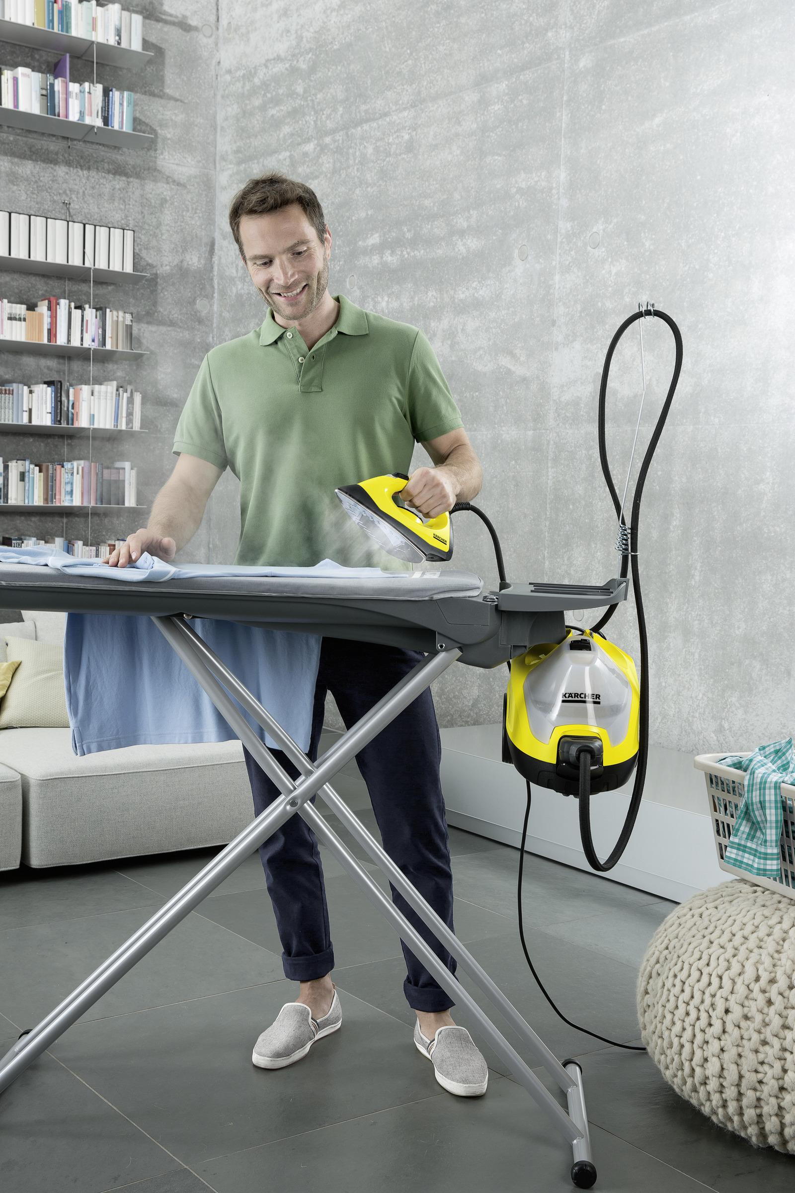 dampfreiniger sc 4 easyfix iron k rcher. Black Bedroom Furniture Sets. Home Design Ideas