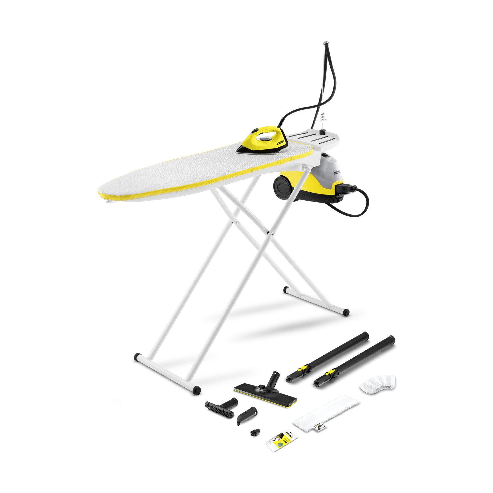 SI 4 EasyFix (yellow) Iron Kit *EU