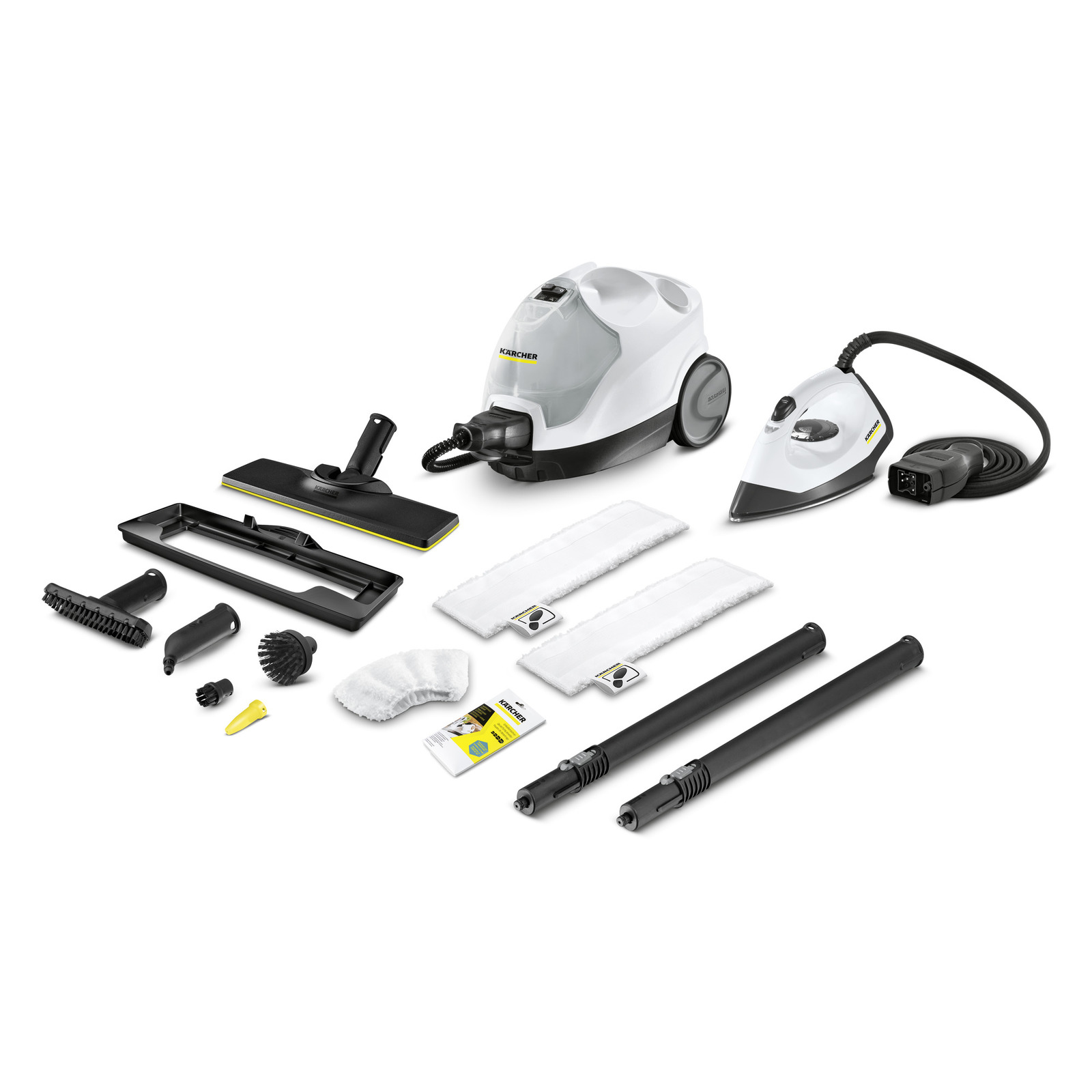 SC 4 EasyFix Premium Iron Kit(white) *EU