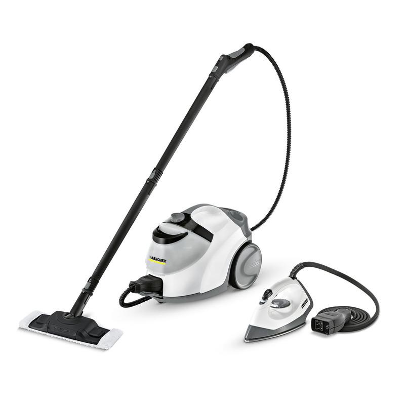 84413923e4d Купить пароочиститель SC 5 Premium + Iron Kit 15125220: цена, отзывы ...