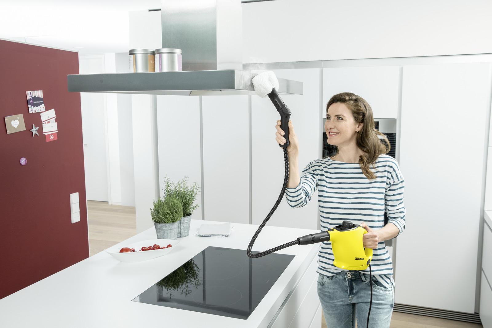 steam cleaner sc 1 easyfix premium karcher nz. Black Bedroom Furniture Sets. Home Design Ideas