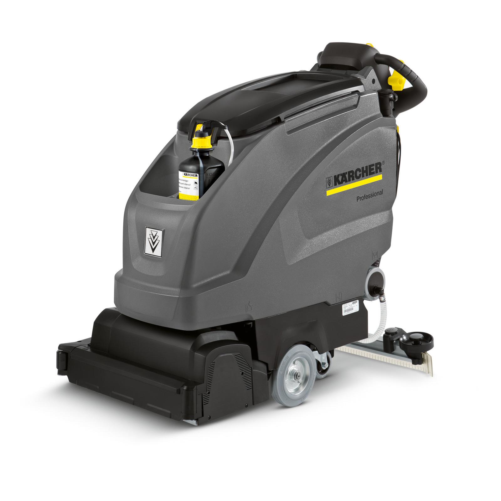 Kärcher Walk Behind Floor Scrubber B 40 C/W (roller)