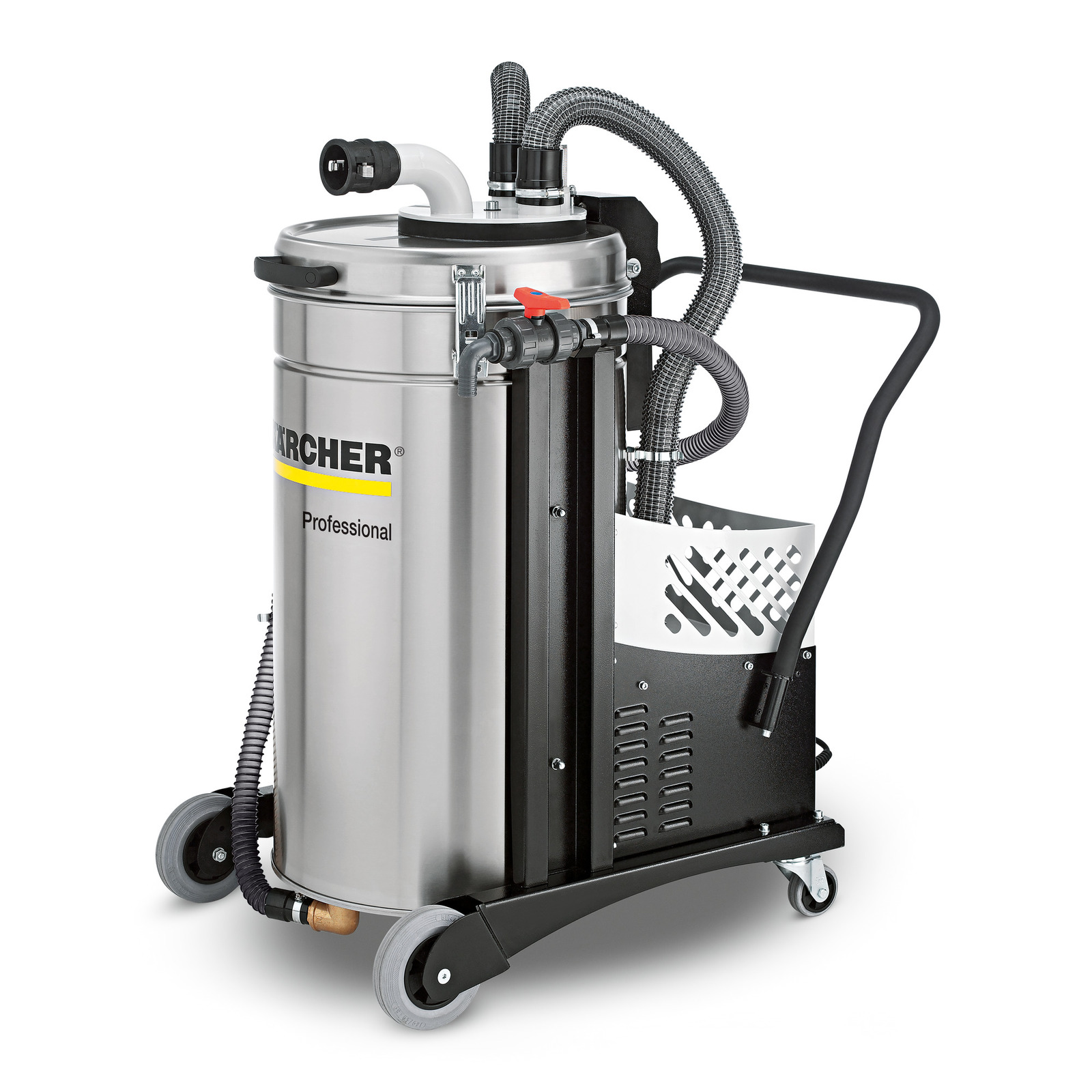 Vacuum Blowers Industrial Process : Industrial vacuum cleaner ivl  kärcher uk