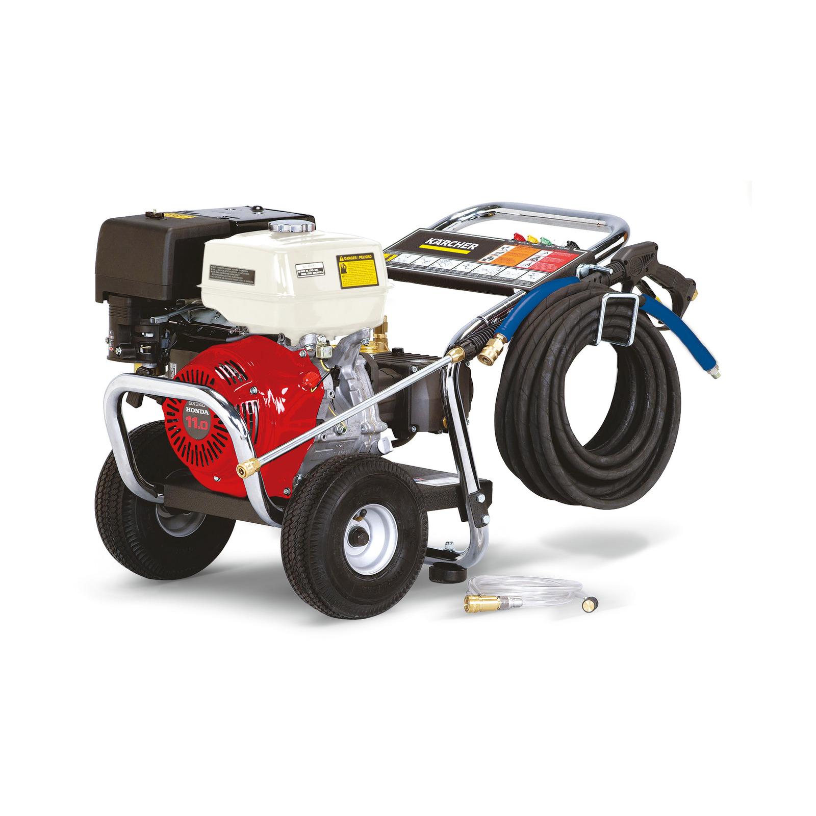 Hd Cart Series Gas Diesel Powered Cold Water Pressure