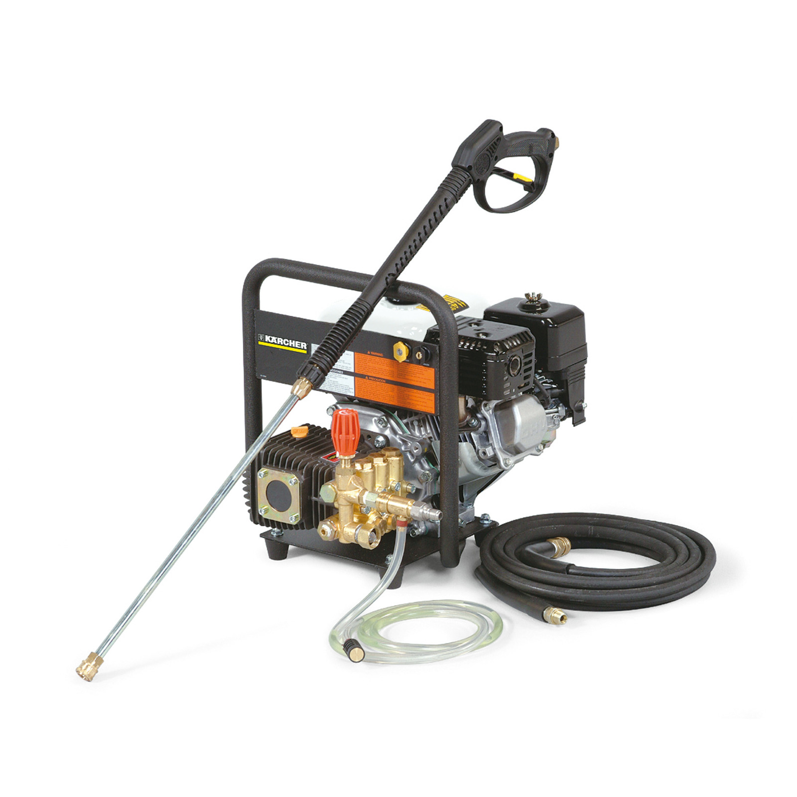 Hd Hand Held Gas Diesel Powered Cold Water Pressure Washer
