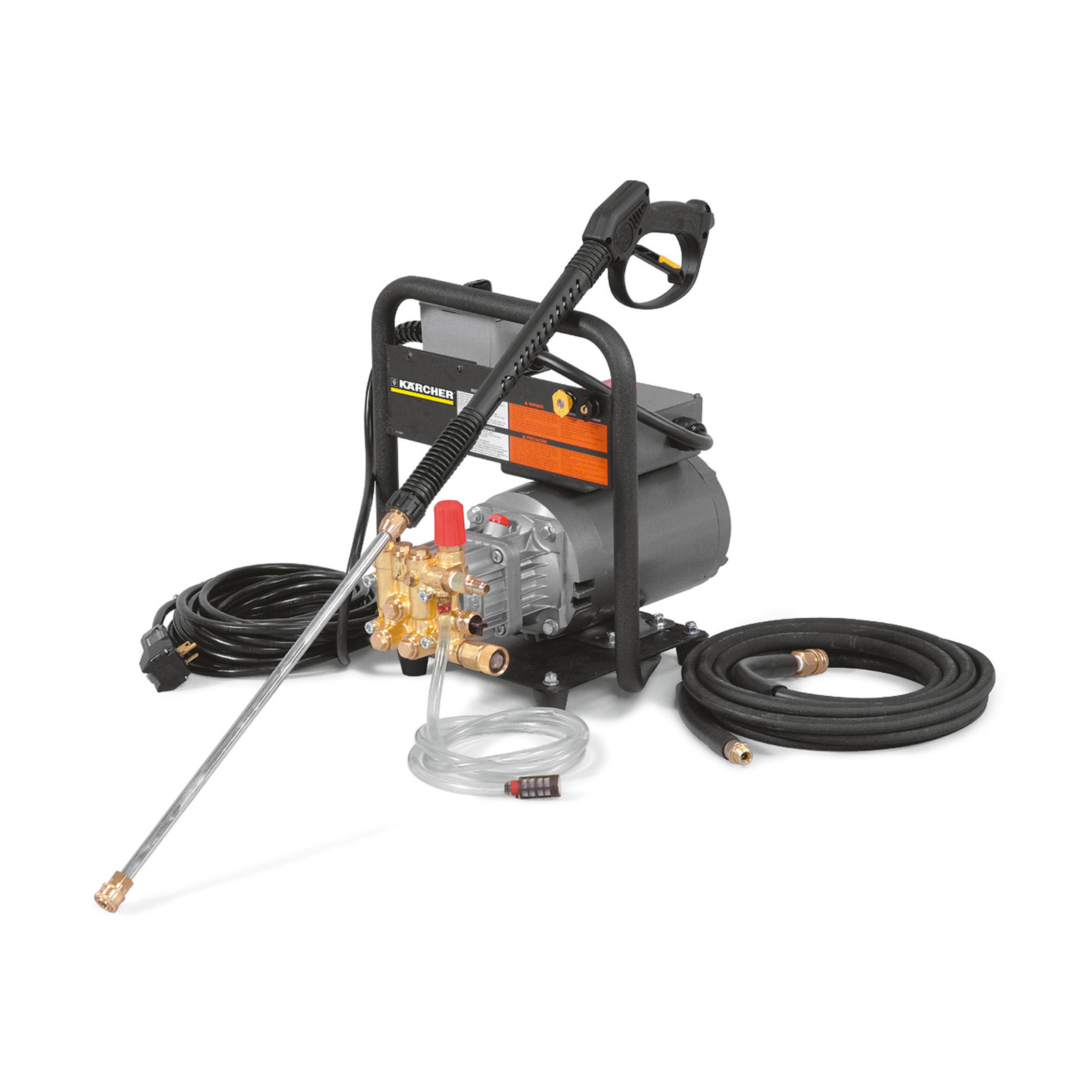 Hd Hand Held Cold Water Pressure Washers Electric Karcher