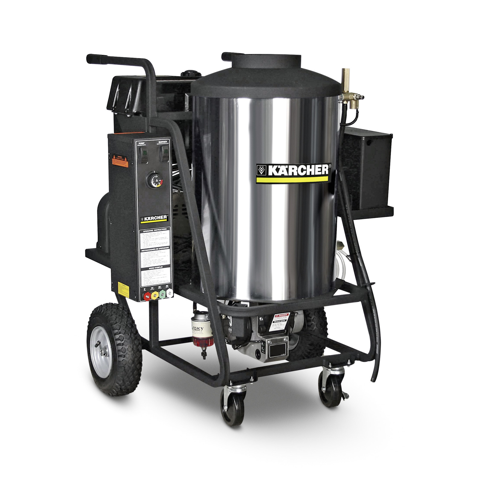 Nettoyeur haute pression hds 3 5 30 ec k rcher canada - Nettoyeur haute pression karcher gamme pro ...