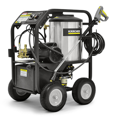 HDS Cage Electric Hot Water Commercial Power Washer | Kärcher