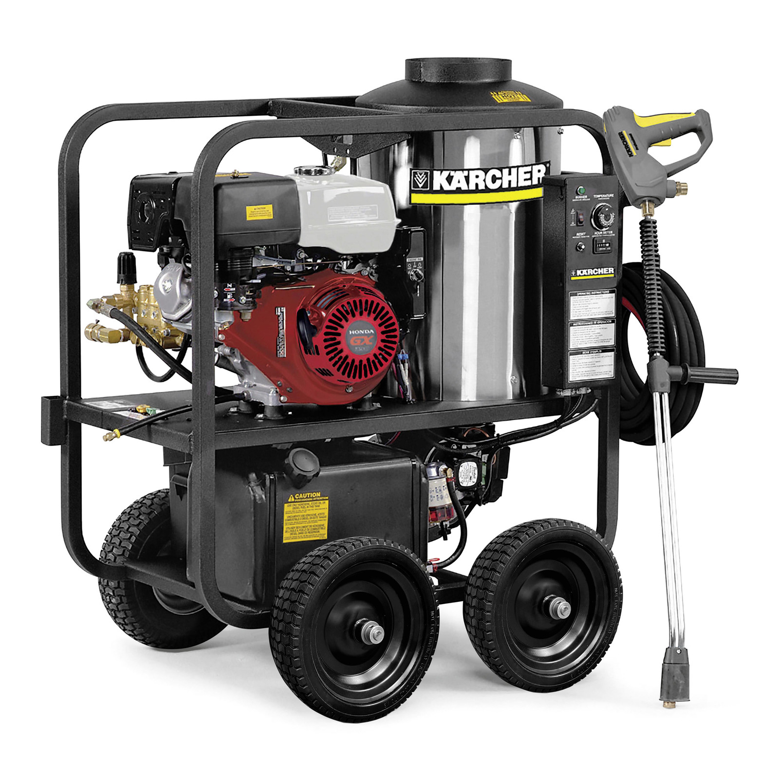 High pressure washer HDS 3.5/35 Pe Cage