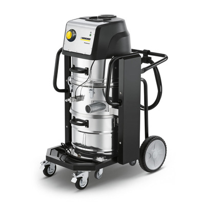IVC 60/30 Tact². Compare. Compact Industrial Vacuum ...