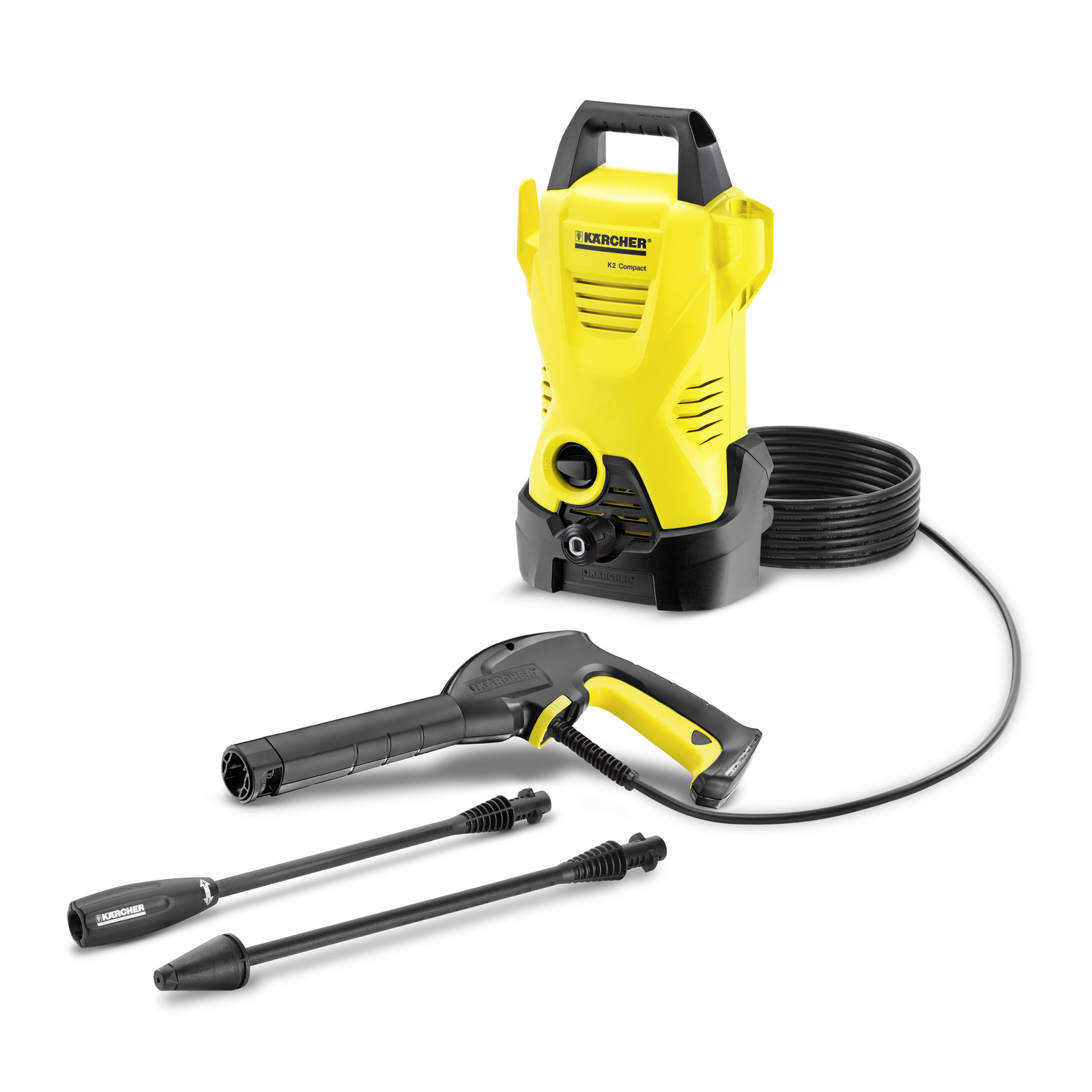 K2 Compact Electric Pressure Washer 1600 Psi 1 602 114 0