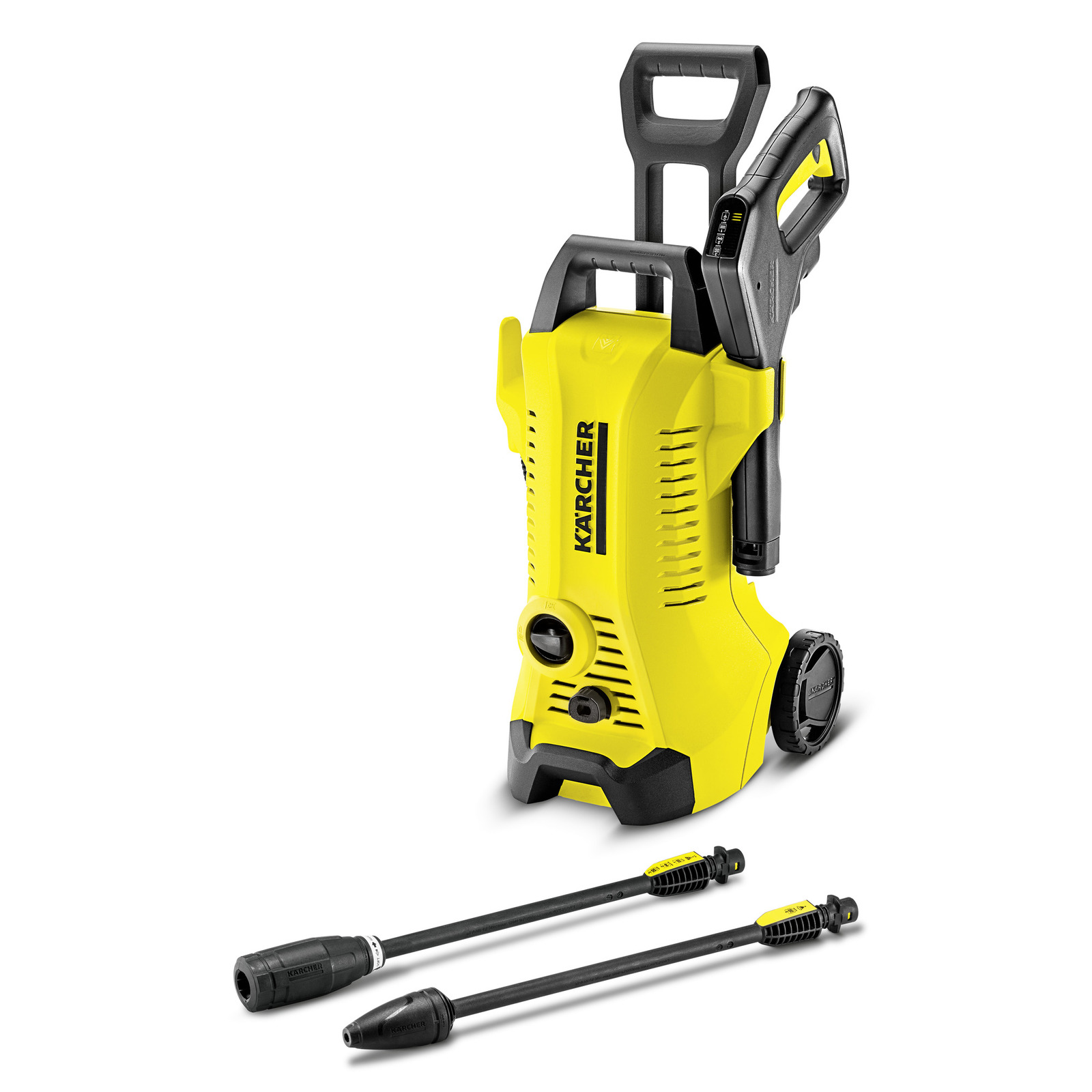 Car washing Karcher (Karcher): specifications, photos and reviews