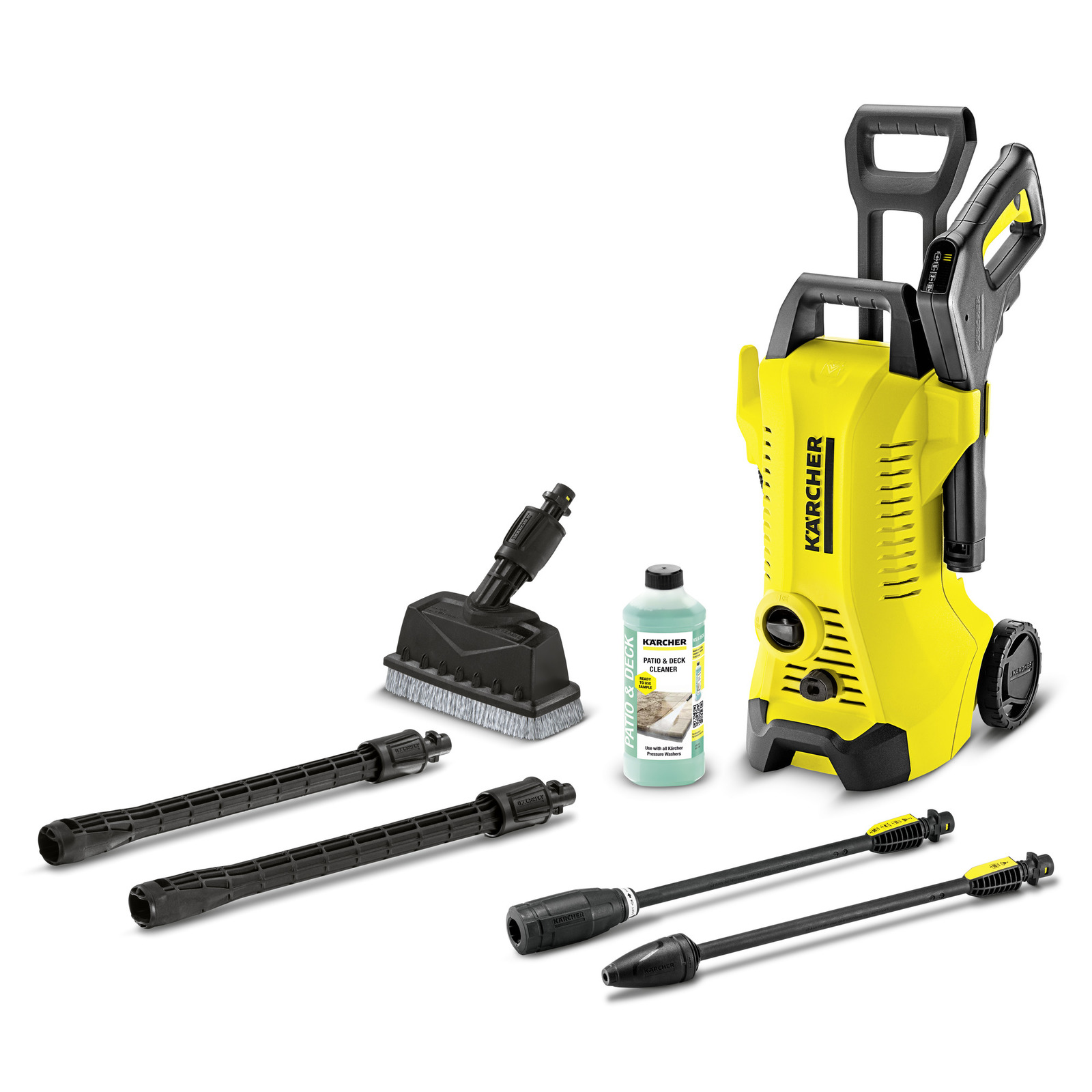 pressure washer k 3 full control deck karcher australia. Black Bedroom Furniture Sets. Home Design Ideas