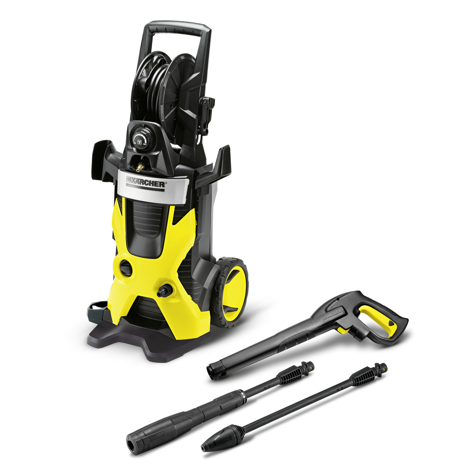 Bra K5 Premium Electric Pressure Washer, 2000 PSI, 1.603-361.0 AX-27