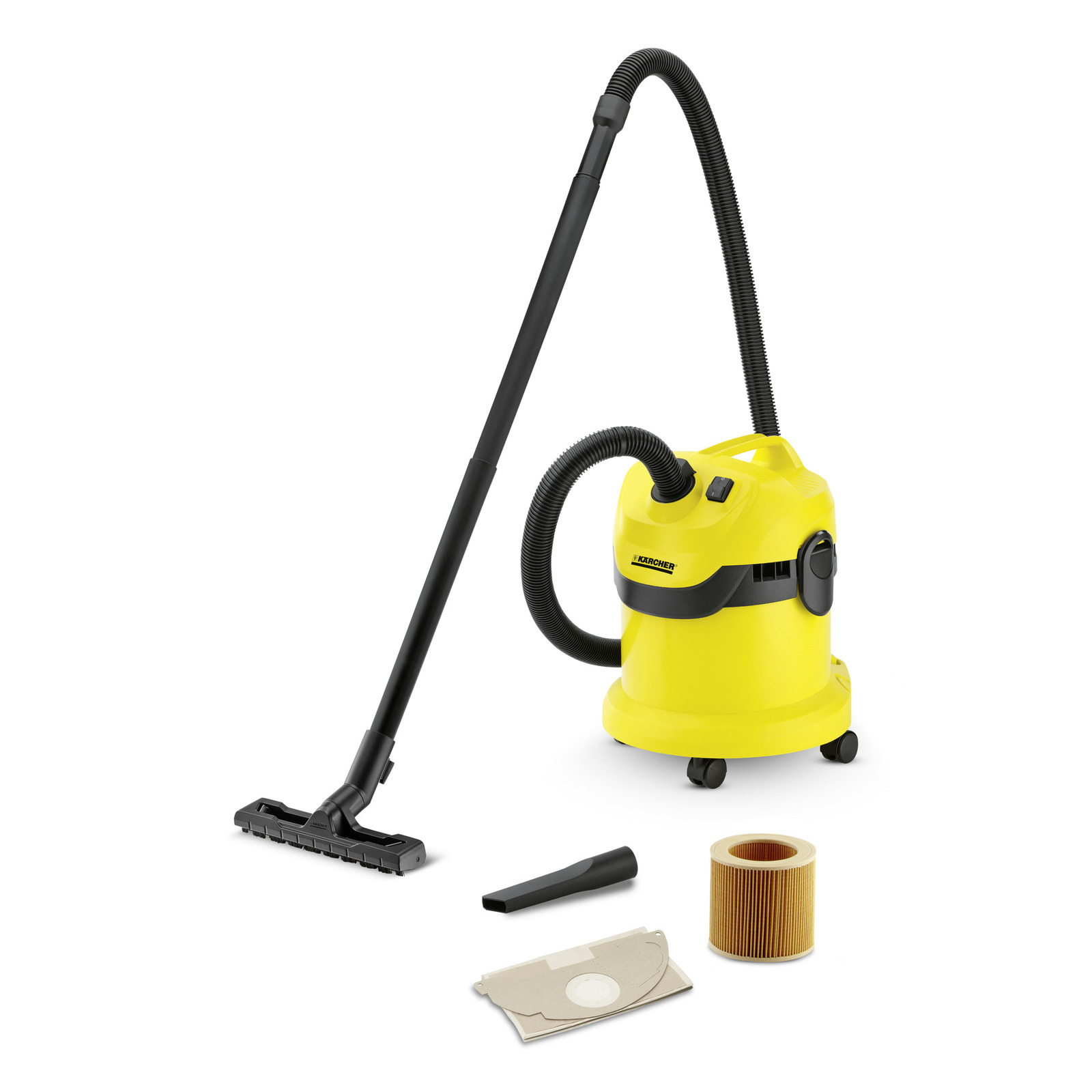 Wet And Dry Vacuum Cleaner Wd 2 K 228 Rcher Uk