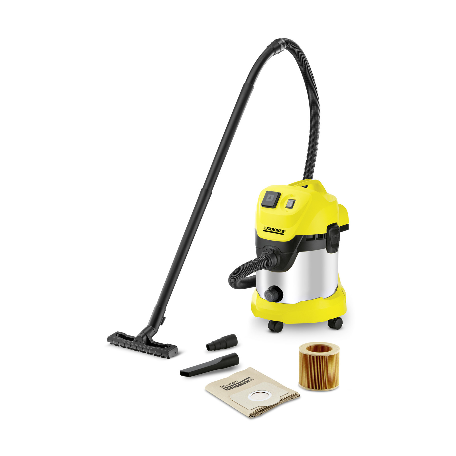 Populair Wet And Dry Vacuum Cleaner | WD 3.5 Premium | Karcher Australia DV42