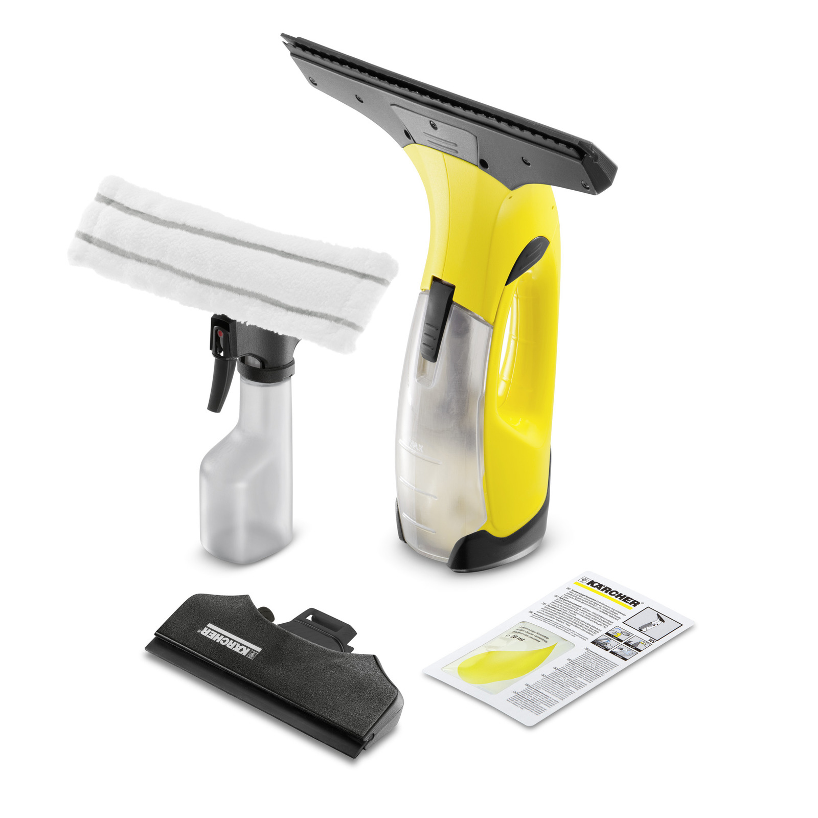 Interesting gadgets that at times simplify window cleaning