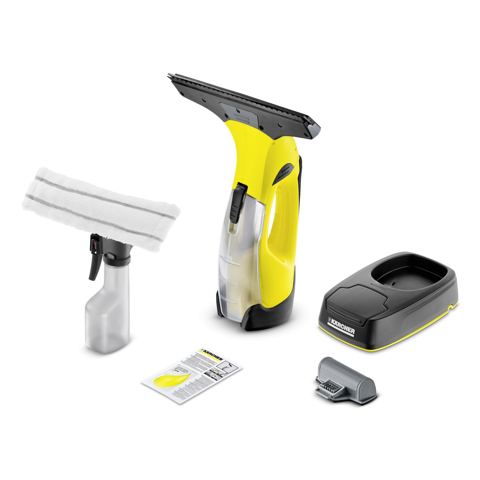 Akku-Fenstersauger WV 5 Plus Non Stop Cleaning Kit *EU | Kärcher
