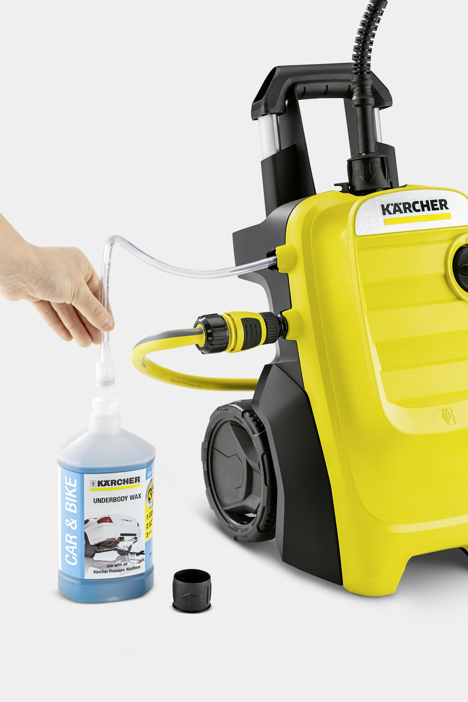 6x Kärcher Ultra Foam Cleaner 1 L Reinigungsmittel für Hochdruckreiniger NEU
