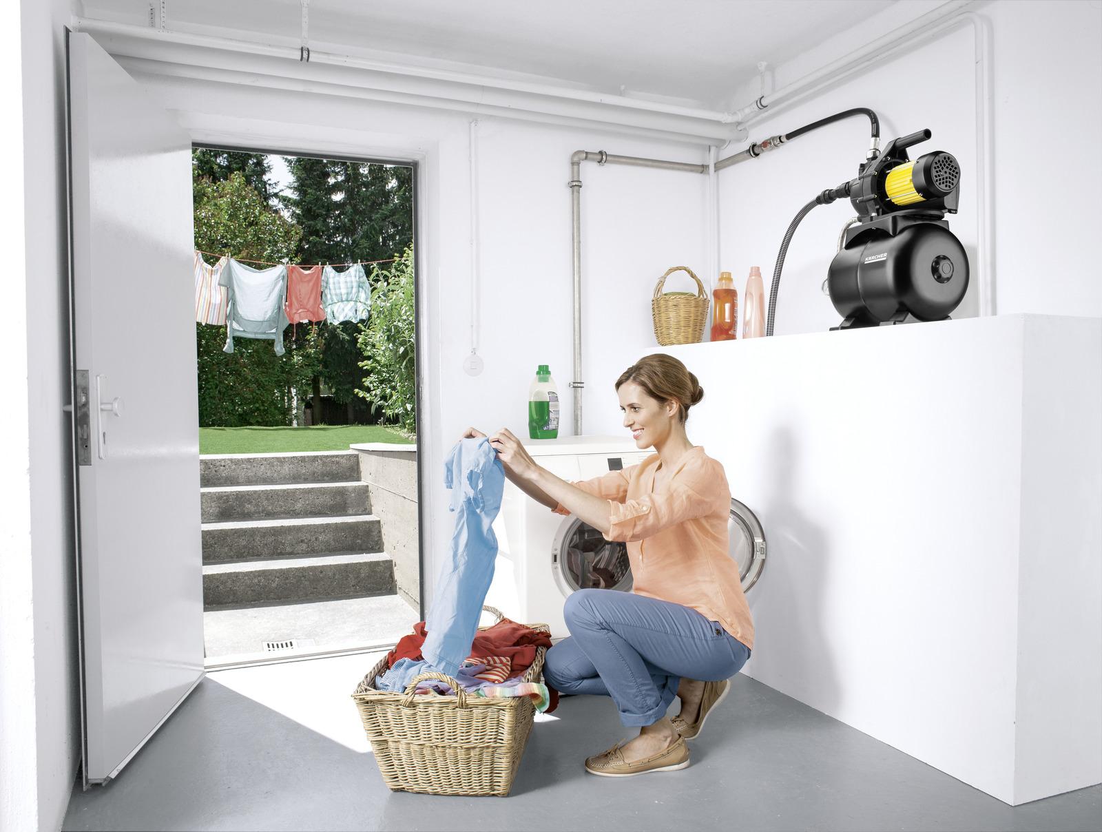 Alimentazione domestica bp 3 casa k rcher s p a for Costo della costruzione di una sauna domestica