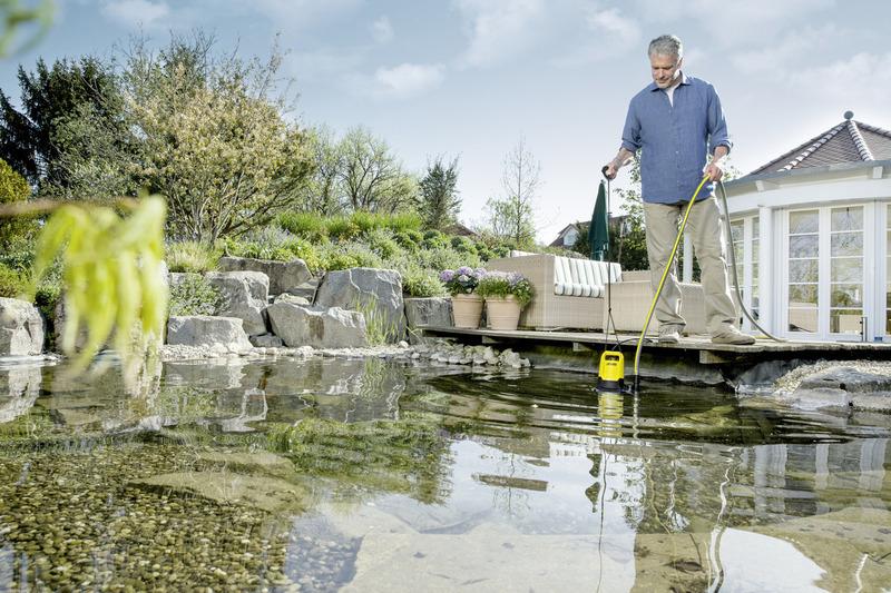 Kärcher Дренажный насос для грязной воды SP 3 Dirt