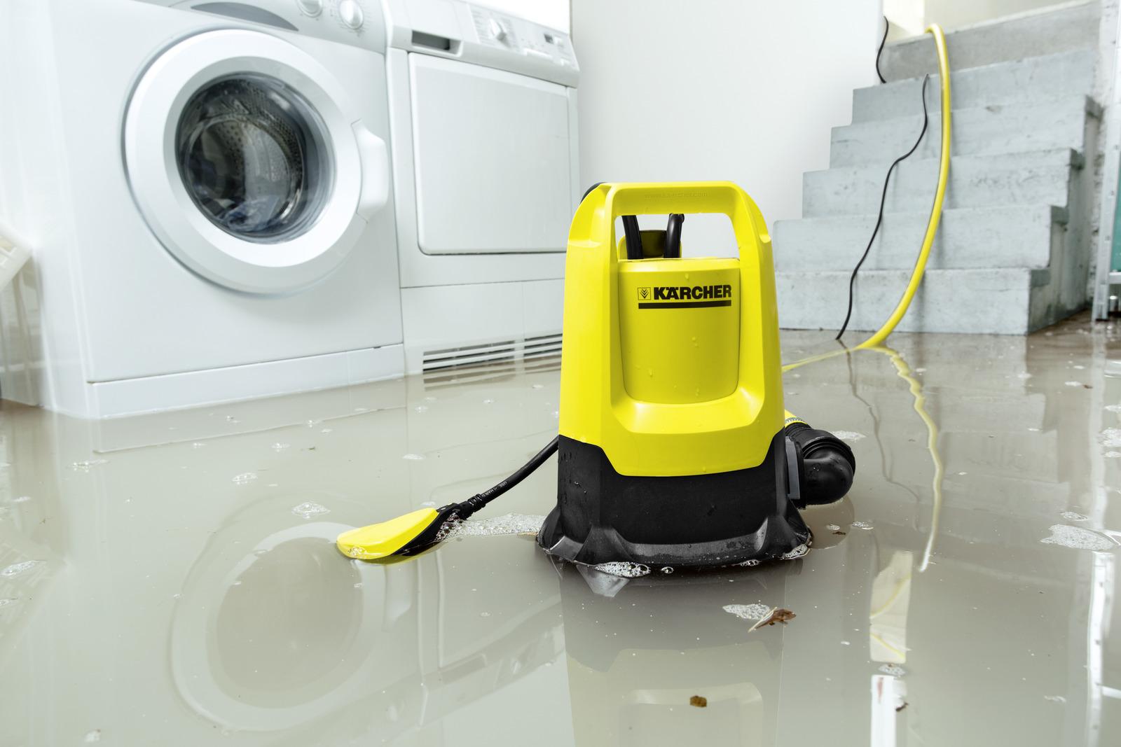 pompe d 39 vacuation pour eaux charg es sp 5 dirt k rcher. Black Bedroom Furniture Sets. Home Design Ideas
