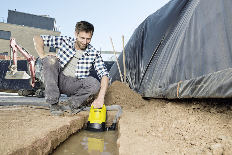Kärcher Дренажный насос для грязной воды SP 7 Dirt *EU Погружной насос