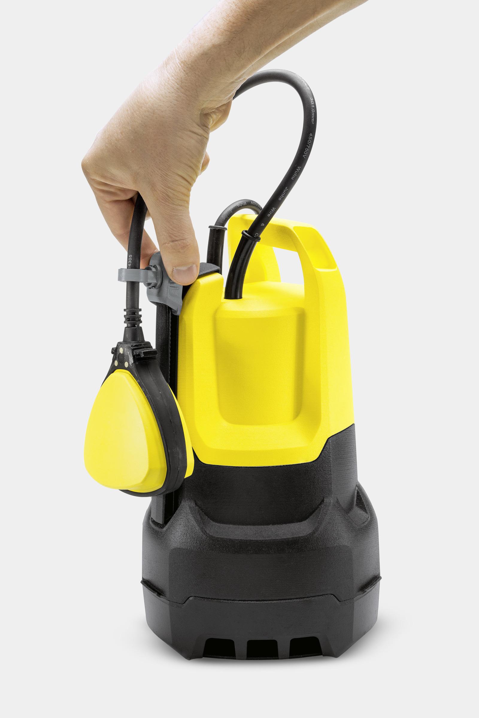 pompe d 39 vacuation pour eaux charg es sp 5 dual k rcher. Black Bedroom Furniture Sets. Home Design Ideas