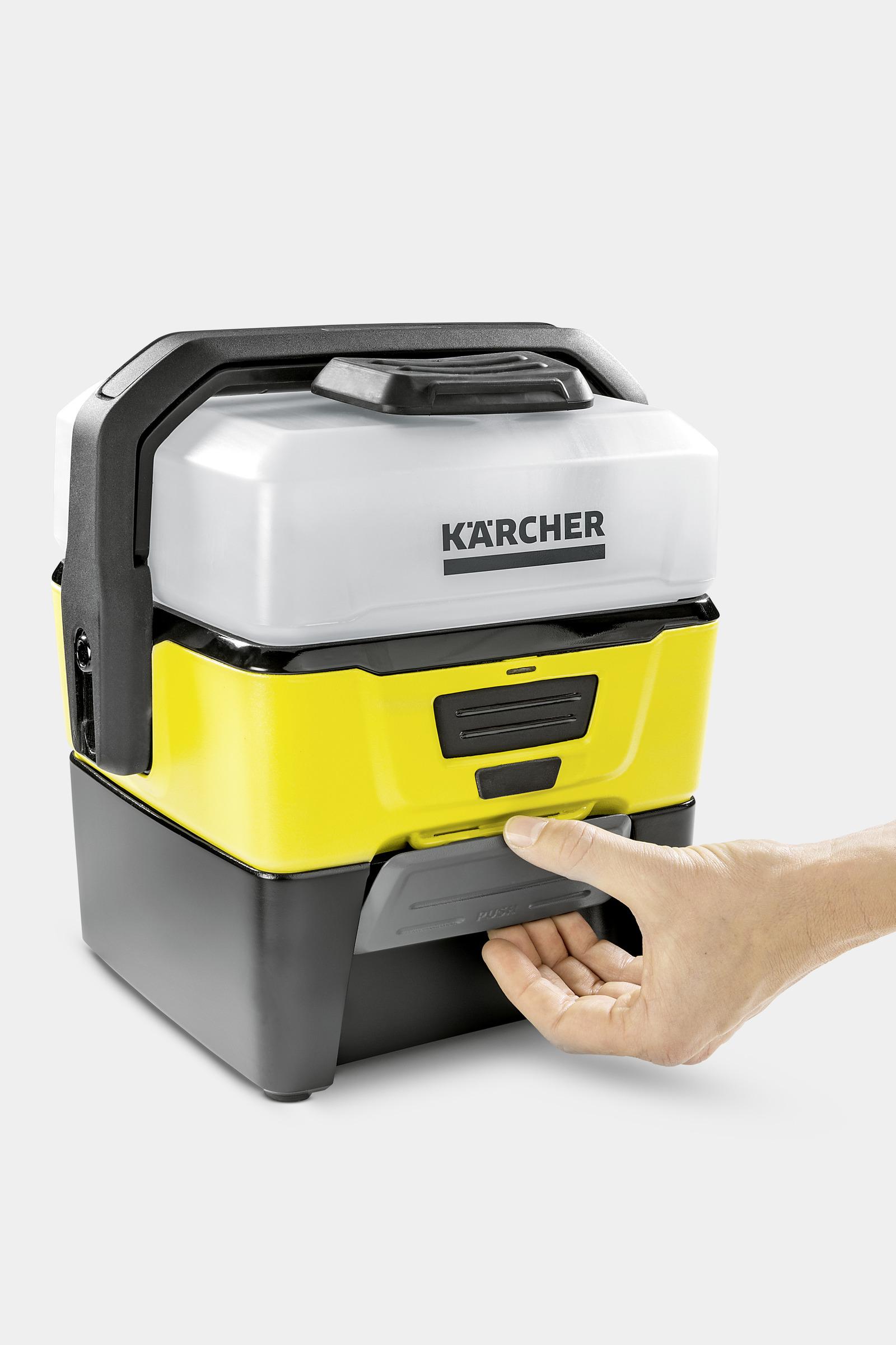 Mobile outdoor cleaner nettoyeur mobile ext rieur box v lo for Karcher exterieur