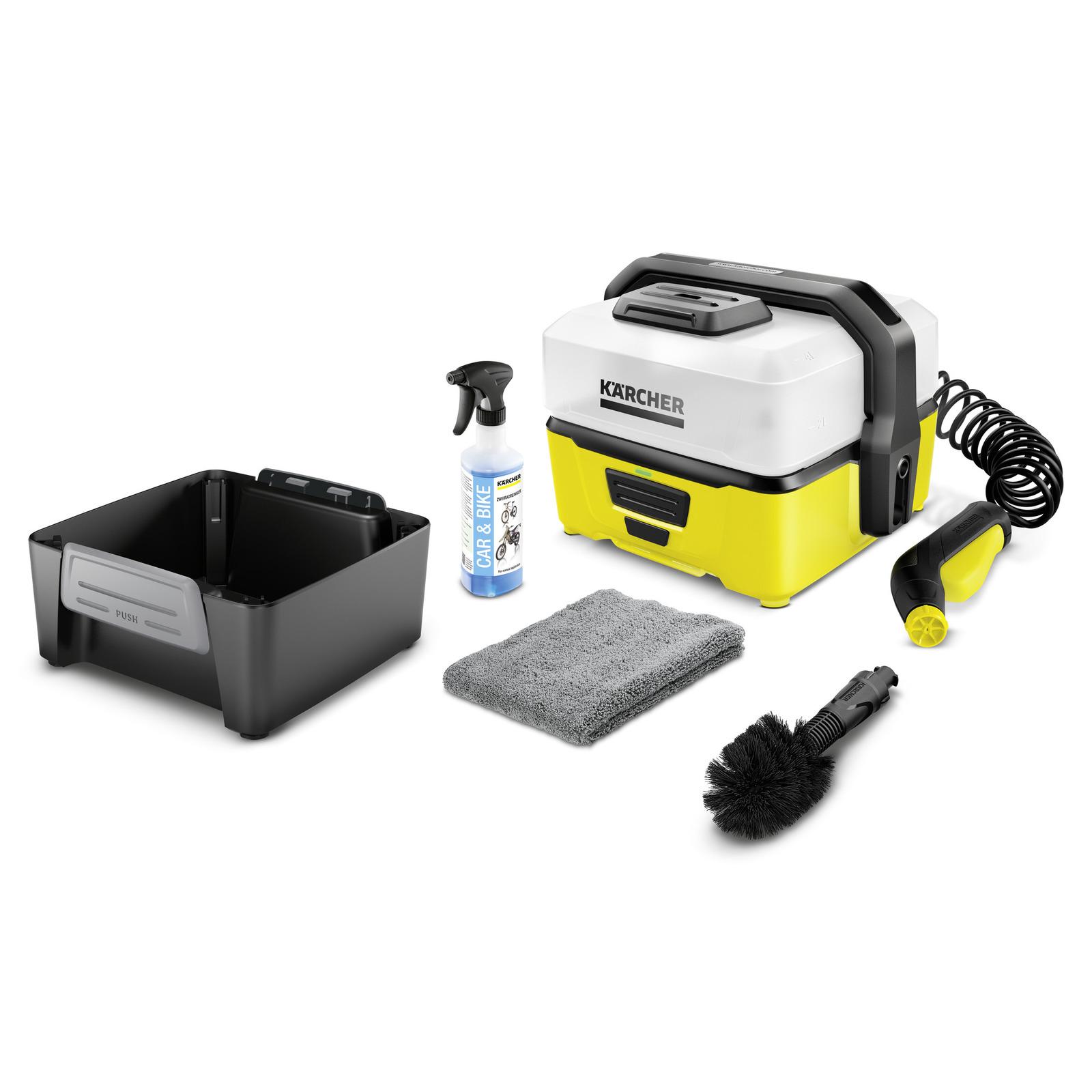mobile outdoor cleaner nettoyeur mobile ext rieur box v lo k rcher. Black Bedroom Furniture Sets. Home Design Ideas