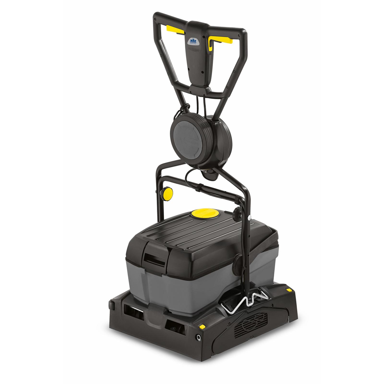Commercial Floor Scrubber. Krcher Saber Blade 16