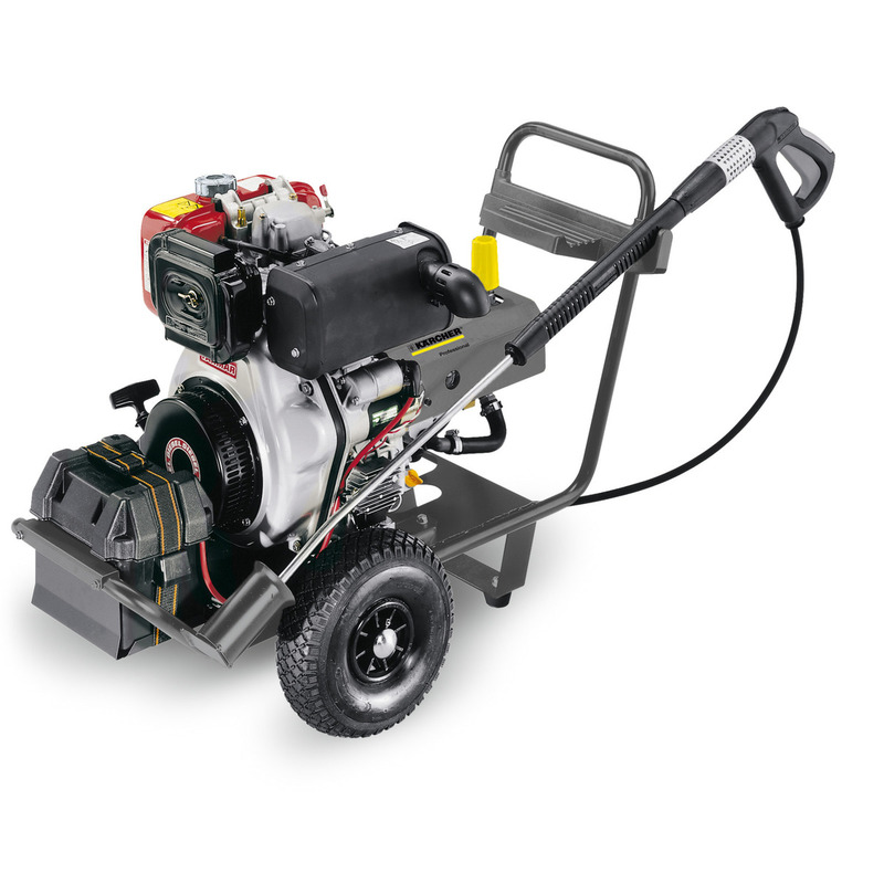 High pressure washer HD 1050 De | Kärcher Cleaning Systems Private