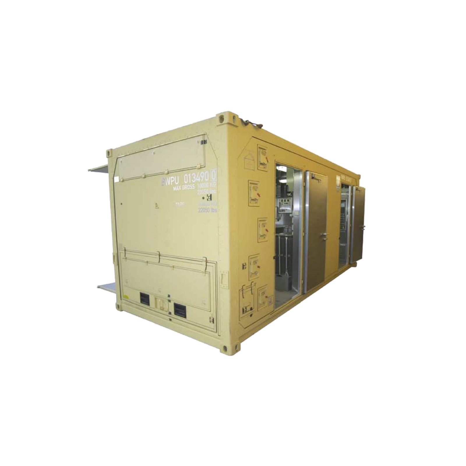 contenedor para elaboración de alimentos 1 sin generador | futuretech
