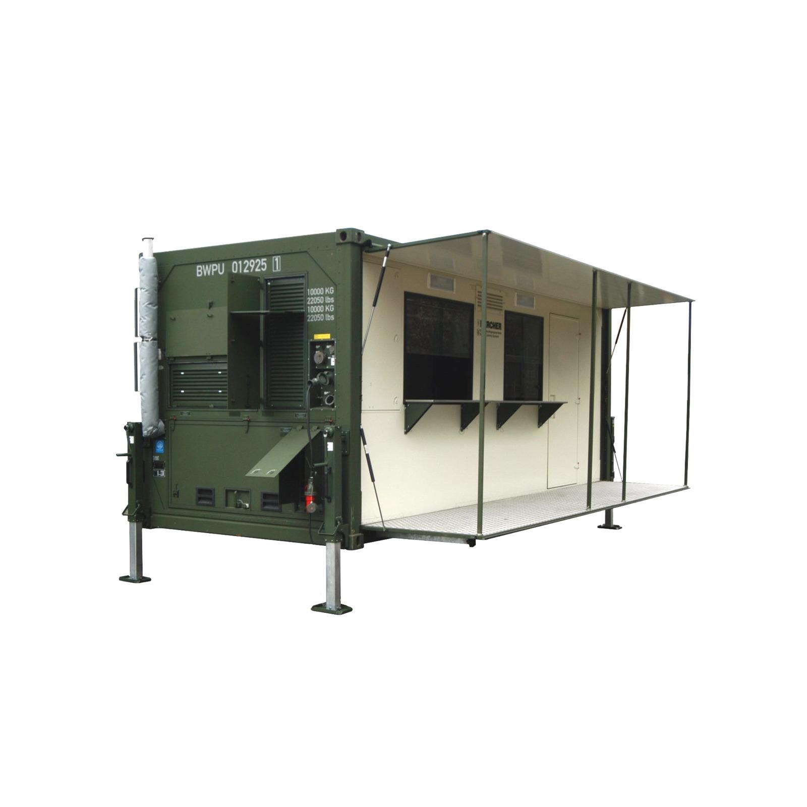 contenedor para elaboración de alimentos 2 con generador | futuretech