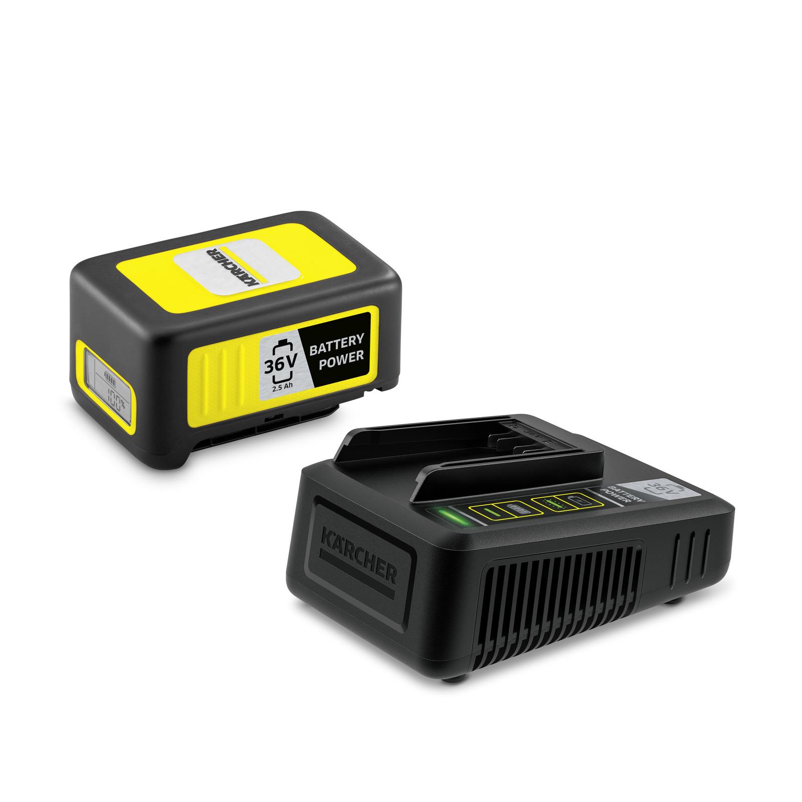 E-shop Kärcher - Starter kit Battery Power 36/25