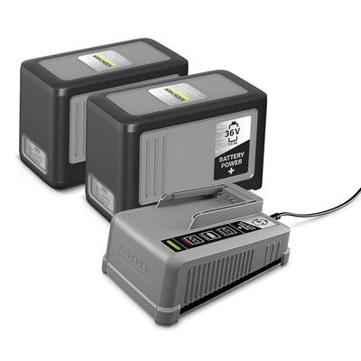Kärcher Starter kit Battery Power+ 36/75