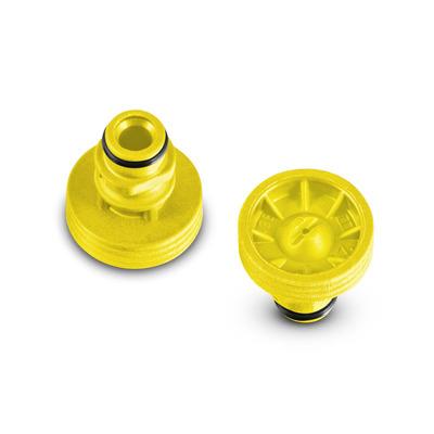Bicos de substituição para T-racer, amarelos, K6 - K7
