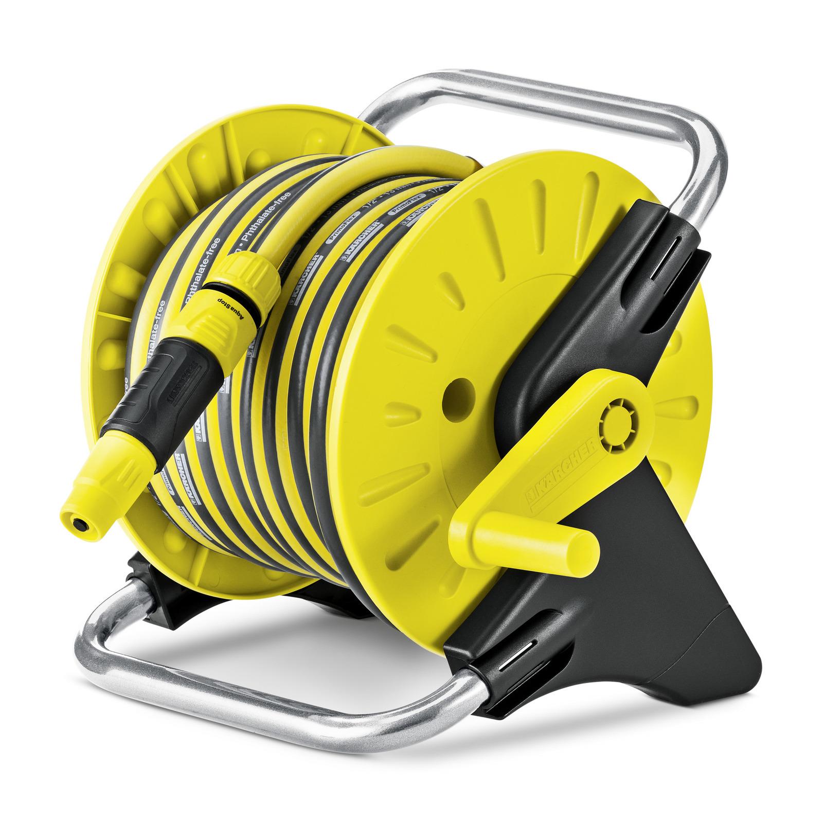 Барабан для шланга HR 25 с шлангом 1/2 PrimoFlex 15м