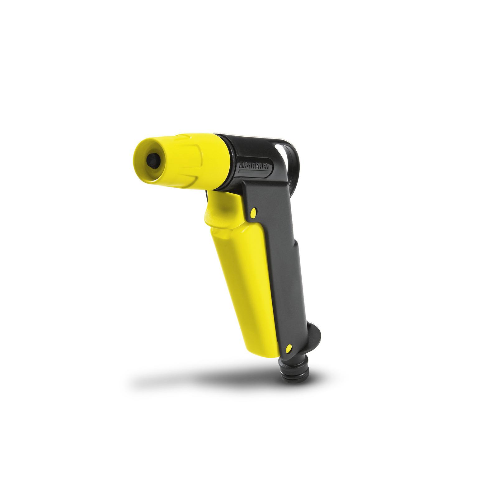 Spritzpistole Mit Etikett Karcher