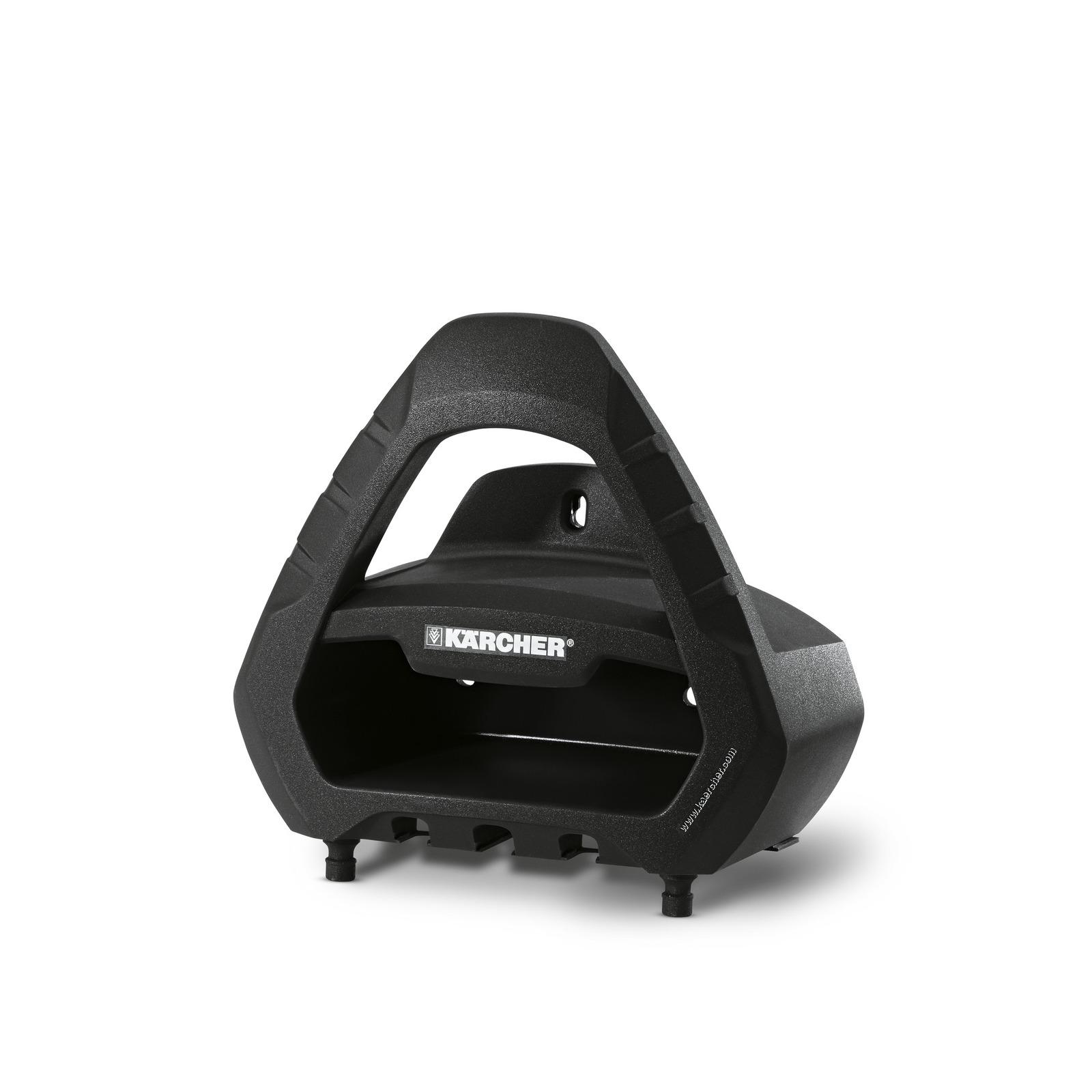 schlauchhalter plus robuste halterung f r au enw nde. Black Bedroom Furniture Sets. Home Design Ideas