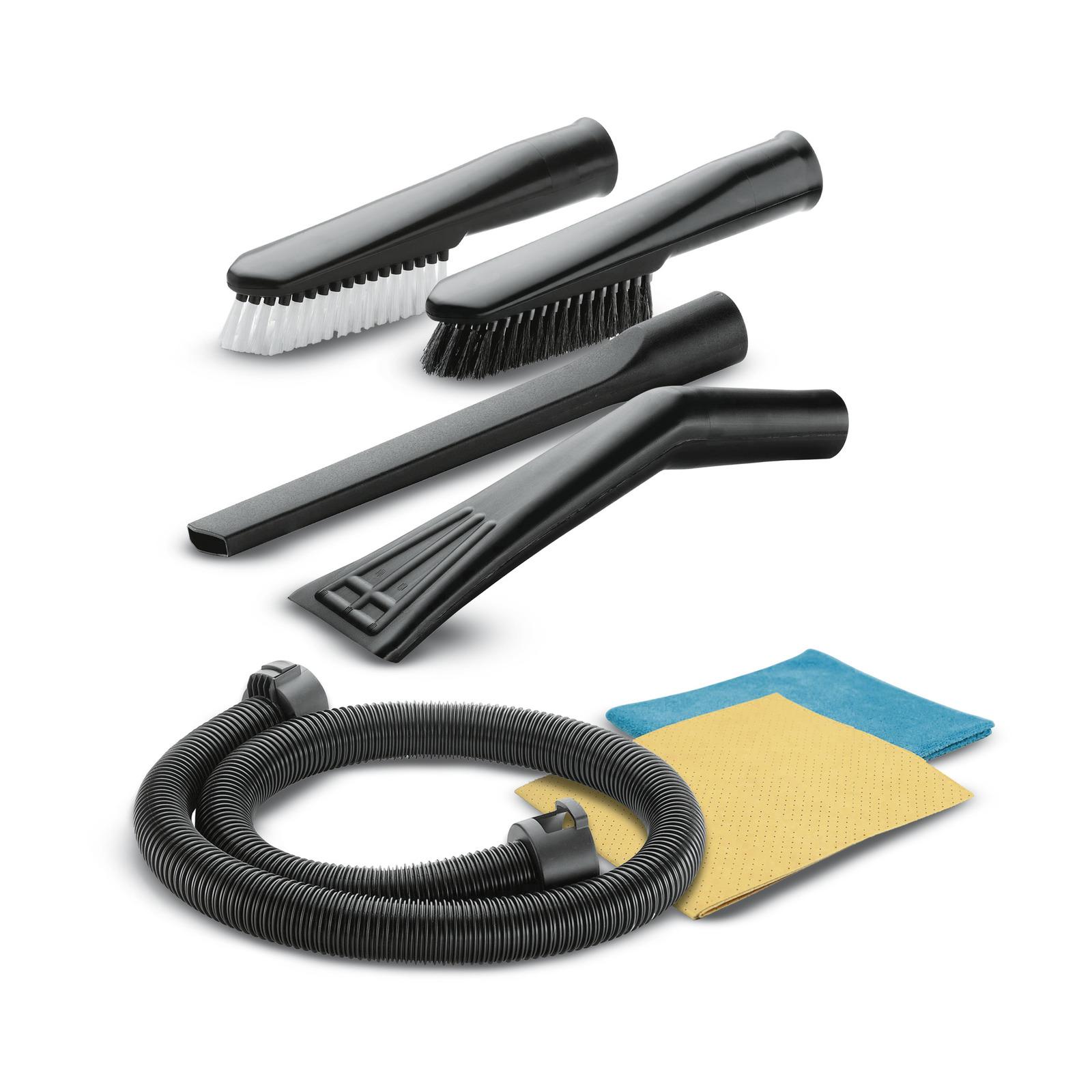 car interior cleaning kit kaercher inc. Black Bedroom Furniture Sets. Home Design Ideas