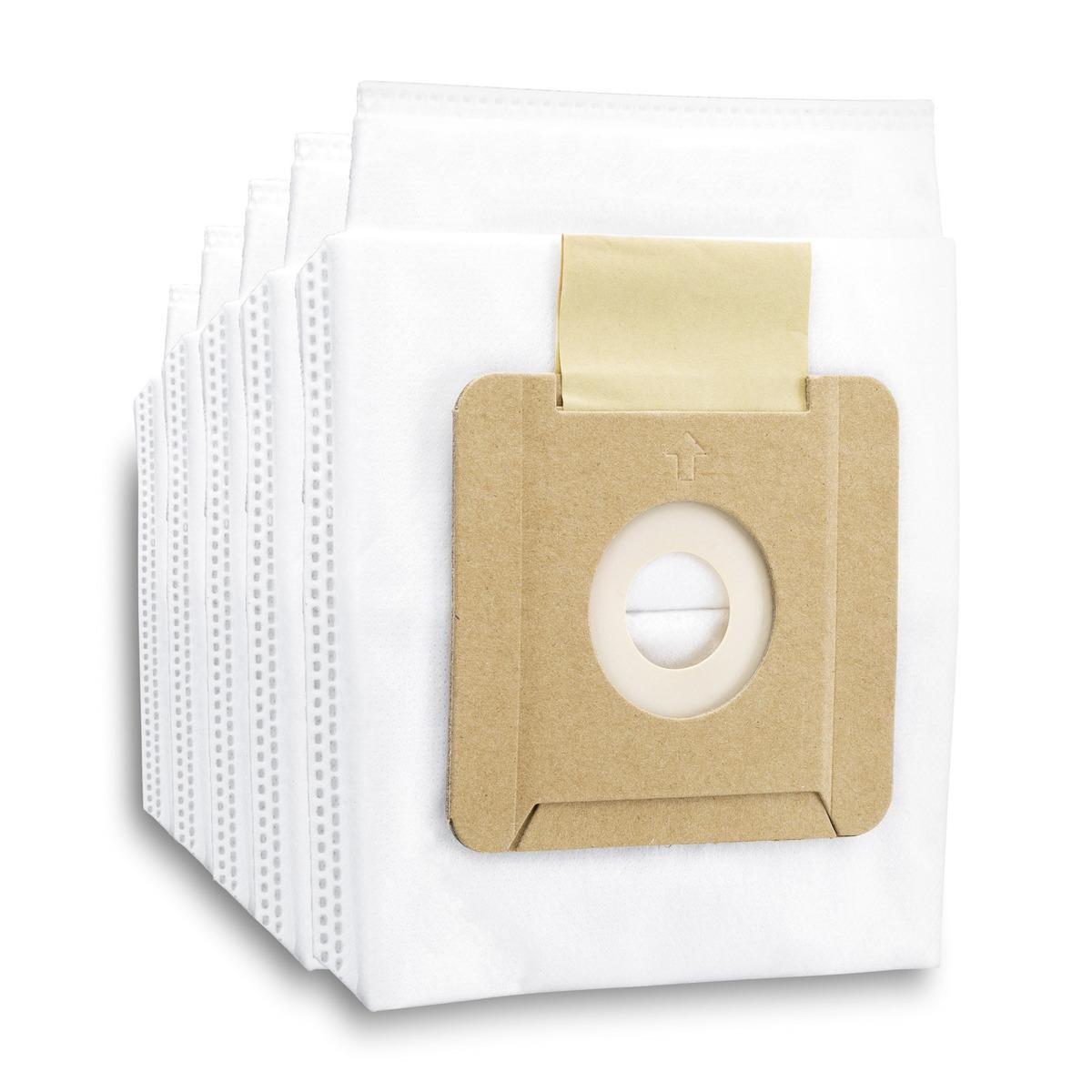 Kärcher Súprava filtračných vreciek z netkanej textílie pre VC 2, 5 ks