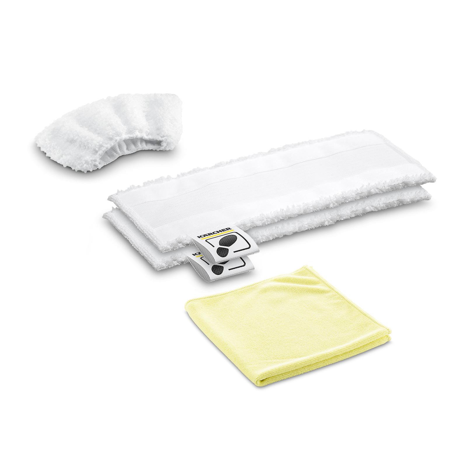 Mikrofaser-Tuchset Küche | Kärcher