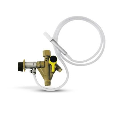 Injector de detergente para alta e baixa pressão (sem bicos)