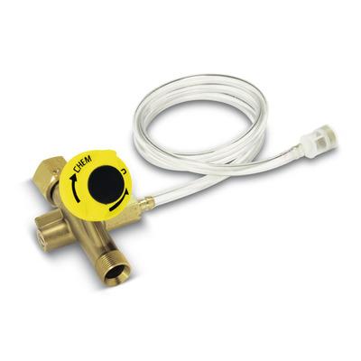 Injector de detergente a alta pressão