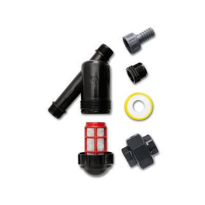 Wasserfeinfilter, mit Adapter