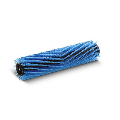 Walzenbürste, weich, blau, 300¬mm