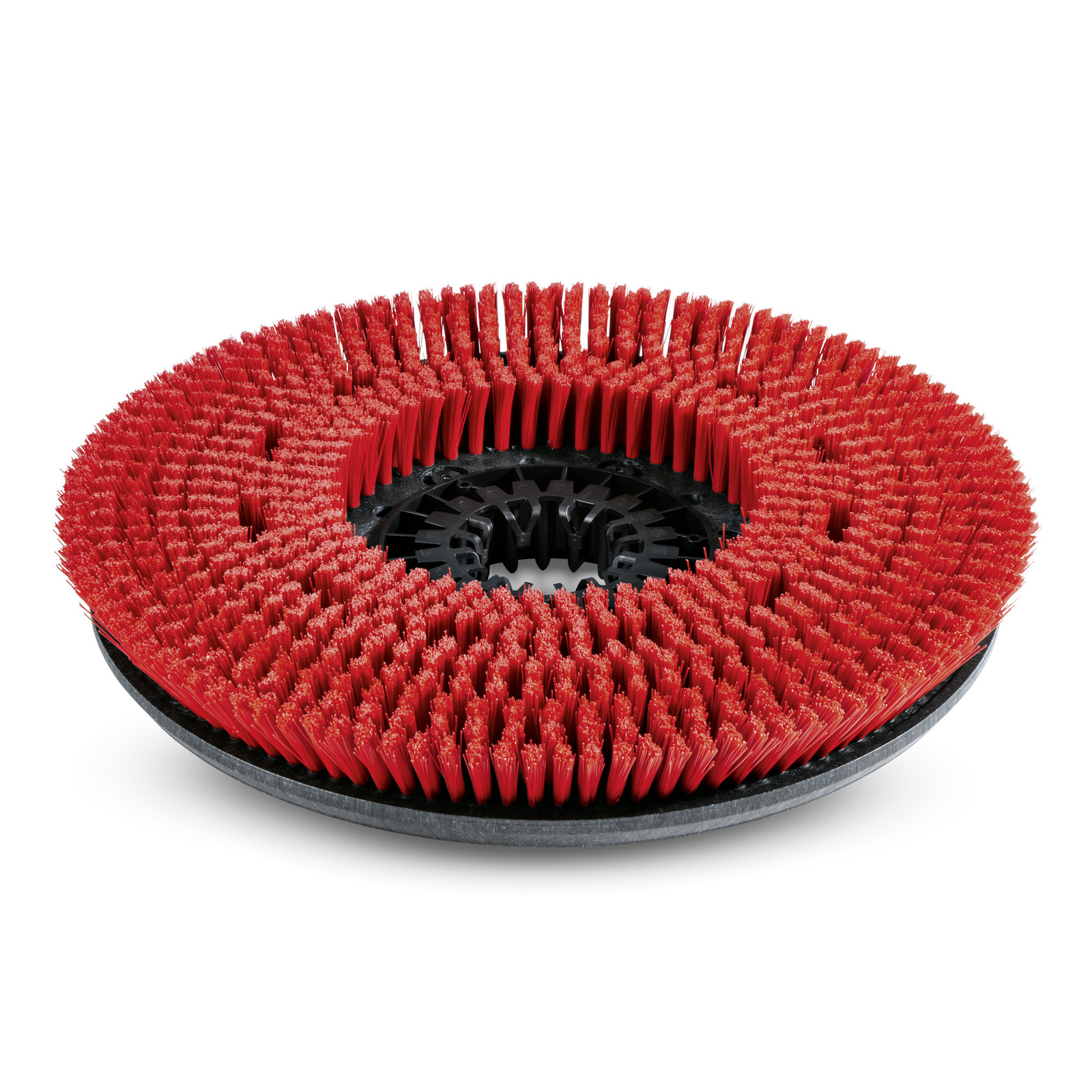 Kärcher  Disc brush, medium, red, 385 mm